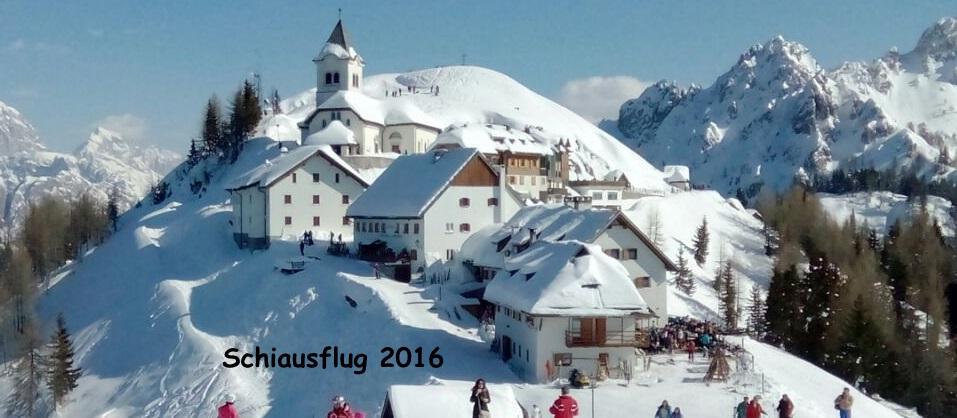 Schiausflug 2016